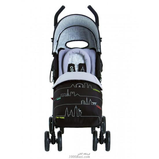کالسکه تک عصایی کوزاتو مدل Globetrotter