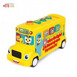 اسباب بازی آموزشی اتوبوس هولی تویز HUILE TOYS