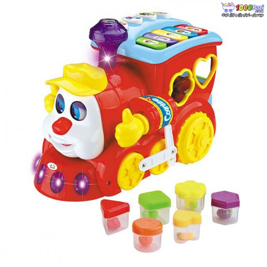 قطار ارگی هوشمند هولي تويز Huile Toys