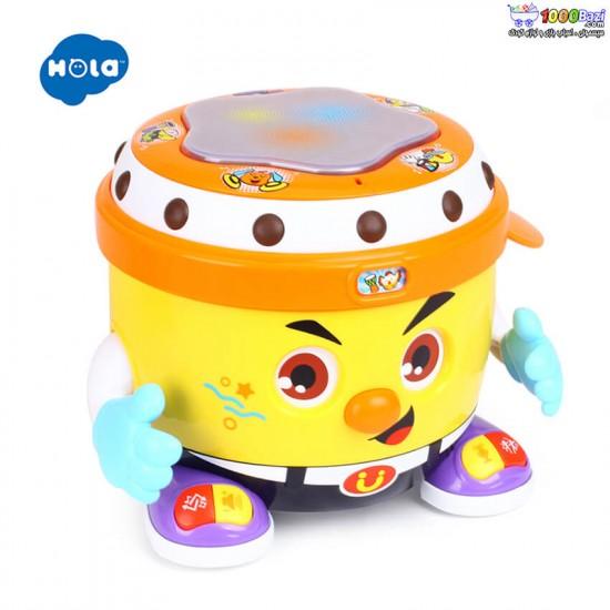 طبل آموزشی هولی تویز huile toys