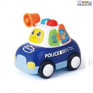 ماشین پلیس هولی تویز Huile Toys