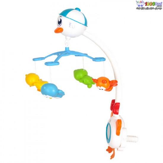 آويز تخت اردک هولي تويز huile toys