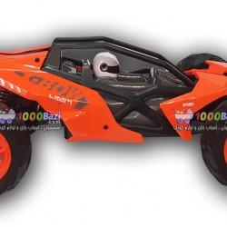 اسباب بازی ماشین مسابقه ای کنترلی KX7