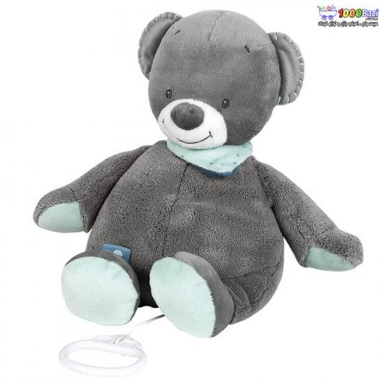 عروسک موزیکال خرس ناتو nattou