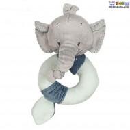 جغجغه حلقه ای فیل ناتو Nattou