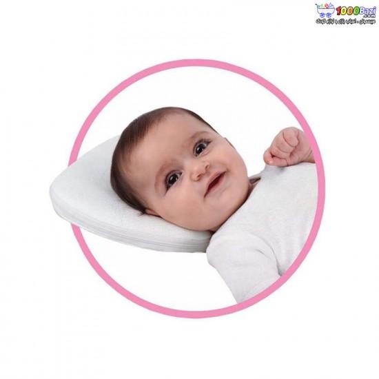 بالش فرم دهی سر نوزاد نی نی آسا