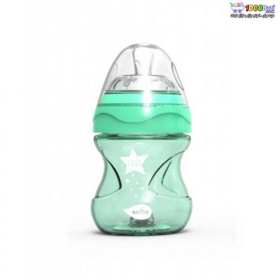 شیشه شیر 150 میل  ضدنفخ نوویتا Nuvita