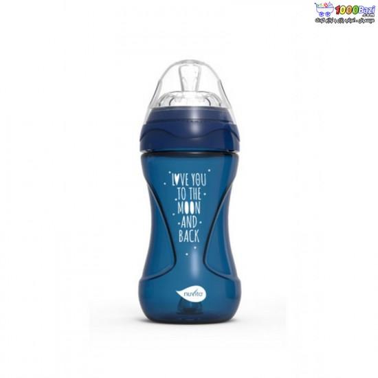 شیشه شیر 250 میل  ضدنفخ نوویتا Nuvita