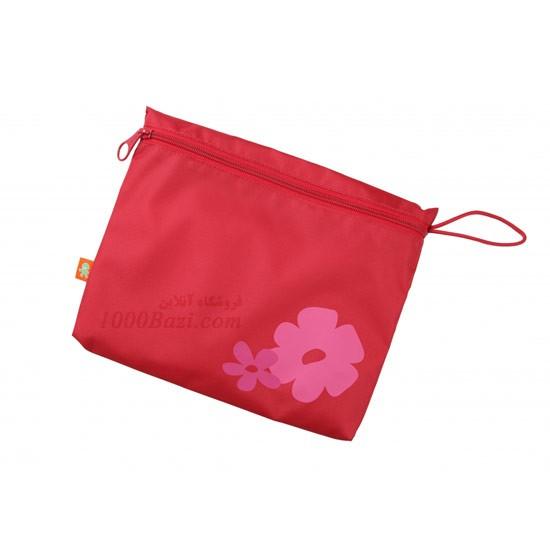کیف لوازم نوزاد اوکی داگ قرمز صورتی Okiedog Cupid