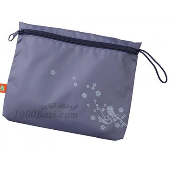 کیف کوله پشتی لوازم نوزاد آبی 2015 Okiedog Sakawa Sumo