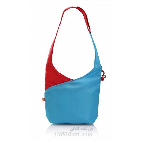 کیف لوازم نوزاد مدل آب نبات رنگ آبی Okiedog Candy Pop