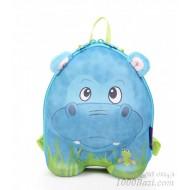 کوله پشتی بچه گانه اوکی داگ مدل اسب آبی Okiedog Hippo