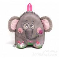 کوله پشتی بچه گانه اوکی داگ مدل فیل Okiedog Elephant