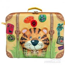 چمدان بچه گانه اوکی داگ مدل ببر Okiedog