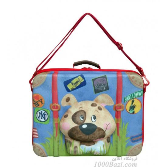 چمدان بچه گانه اوکی داگ مدل سگ Okiedog