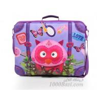 چمدان بچه گانه اوکی داگ مدل جغد Okiedog