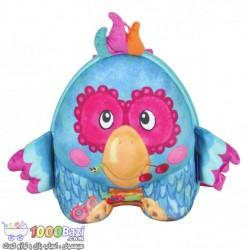 کوله پشتی بچه گانه اوکی داگ مدل طوطی Okiedog Parrot