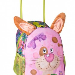 کیف ترولی طرح خرگوش Okiedog
