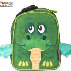 کیف غذای بچه گانه اوکی داگ طرح اژدهای سبز Okiedog