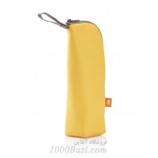ساک لوازم نوزاد اوکی داگ زرد Okiedog Mondrian Saha