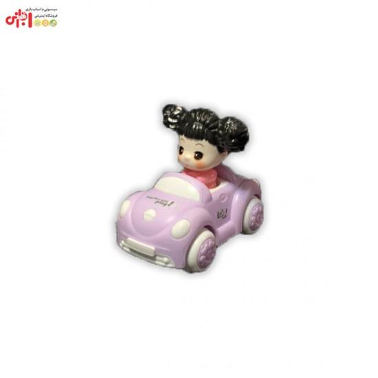 ماشین قدرتی دخترانه و پسرانه کوچک