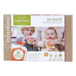 کیسه غذا خوری و محفظه نگهدارنده ۱۲ عددی اینفانتینو Infantino