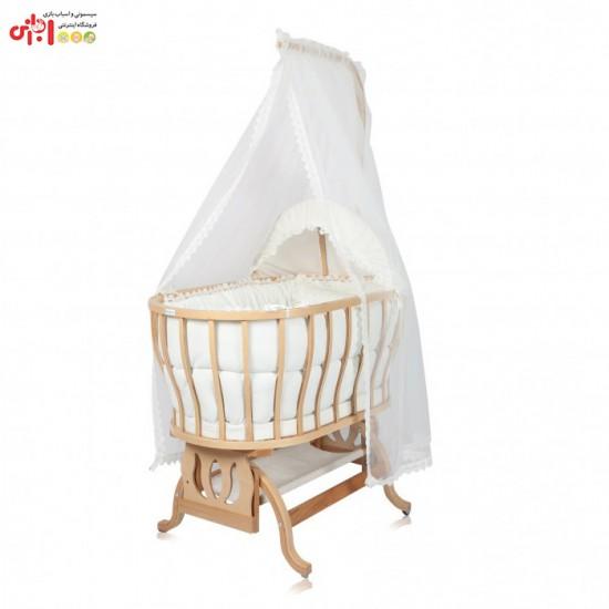 تخت کنار مادر بیضی نوزاد پیر کاردین pierre cardin