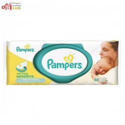 دستمال مرطوب 50 عددی درب دار پریما پمپرز Prima Pampers