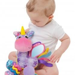 عروسک آویزدار اسب شاخدار  PLAYGRO