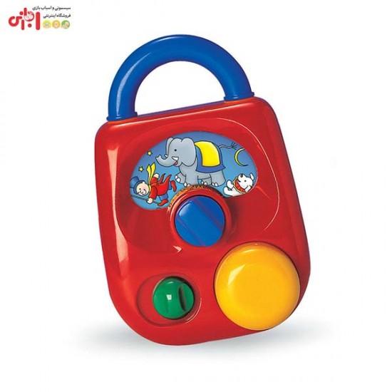 اسباب بازی جعبه موزیکال تولو TOLO