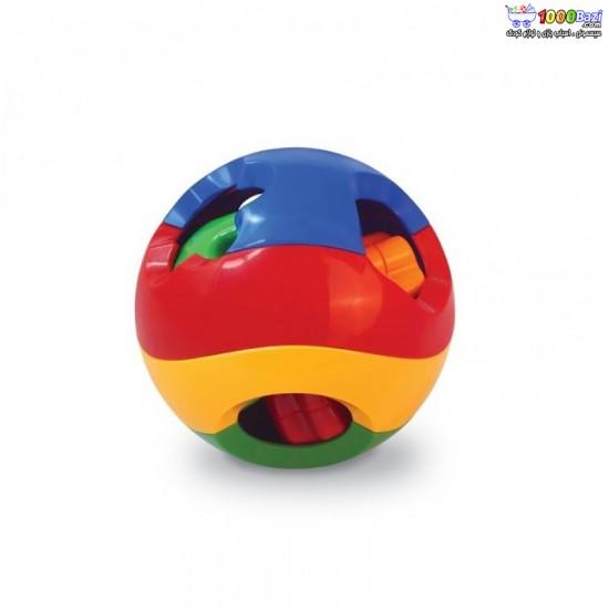اسباب بازی توپ پازلی (جدید) تولو tolo