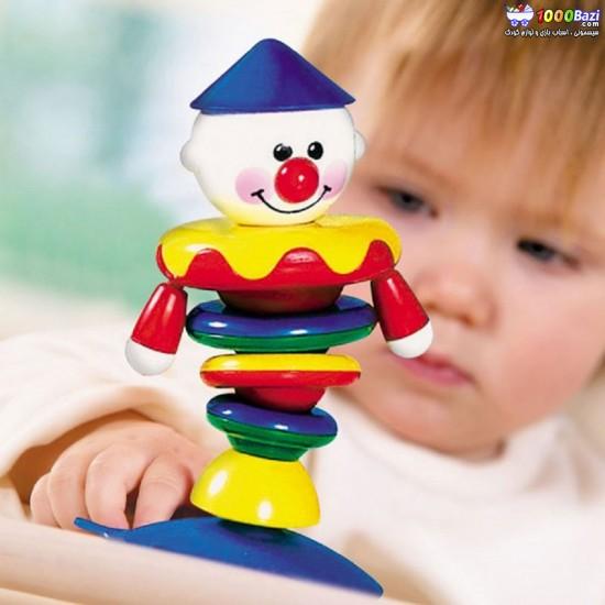 اسباب بازی دلقک صندلی غذا تولو tolo