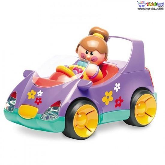 اسباب بازی ماشین دختر تولو tolo