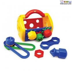 اسباب بازی جعبه ابزار تولو