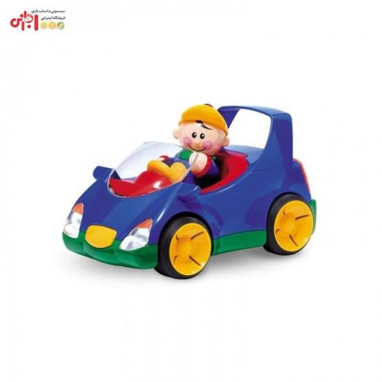 ماشین یدک کش پسر تولو tolo