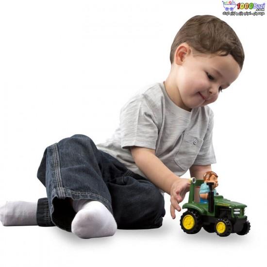 ست اسباب بازی مزرعه جان دیر John Deere کوچک