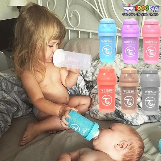 شیر خوری کودک Twistshake