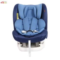 صندلی ماشین کودک volltek مدل Fluffy blue Brown