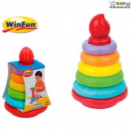 پازل حلقه ای وین فان Winfun
