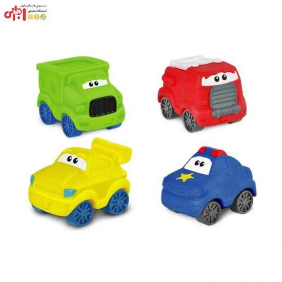 پوپت وان کودک طرح ماشین 4 عددی وین فان winfun