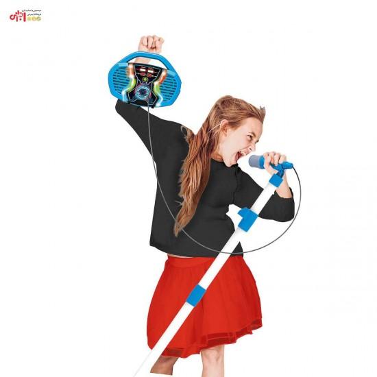 اسباب بازی میکروفن  پایه دار کودک وین فان Winfun