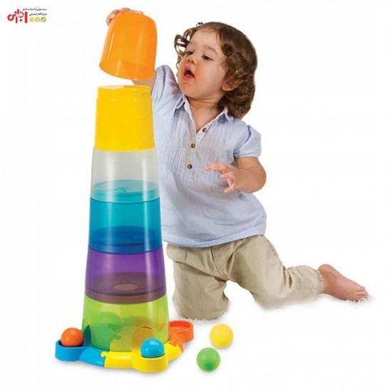 اسباب بازی استوانه چرخشی وین فان Winfun
