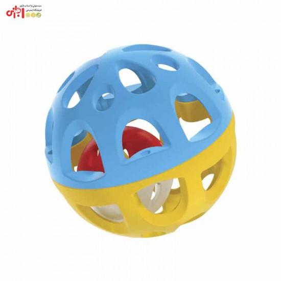 اسباب بازی توپ جغجغه ای وین فان WINFUN