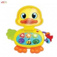 اسباب بازی لپ تاپ اردک وین فان Winfun