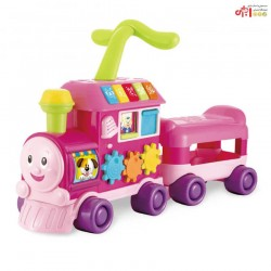 واکر چند کاره مدل قطار Winfun