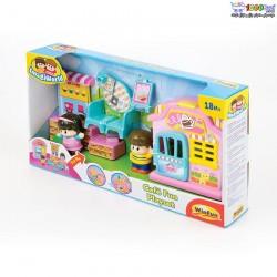 ست اسباب بازی آشپزخانه متوسط وین فان Winfun