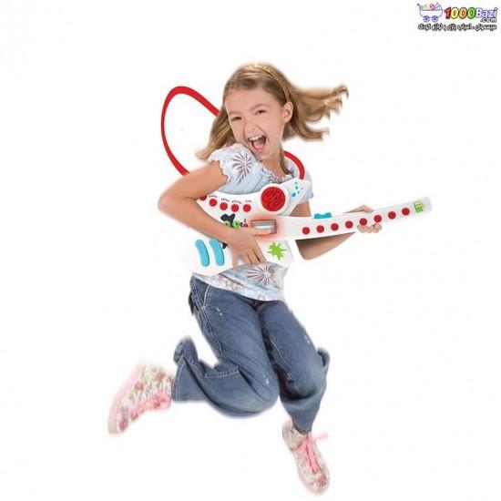 گیتار راک سفید وین فان WINFUN