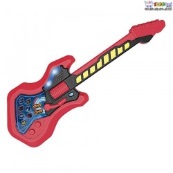 گیتار راک قرمز وین فان WINFUN