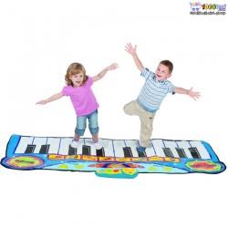 پیانو فرشی آبی 24 کلید وین فان