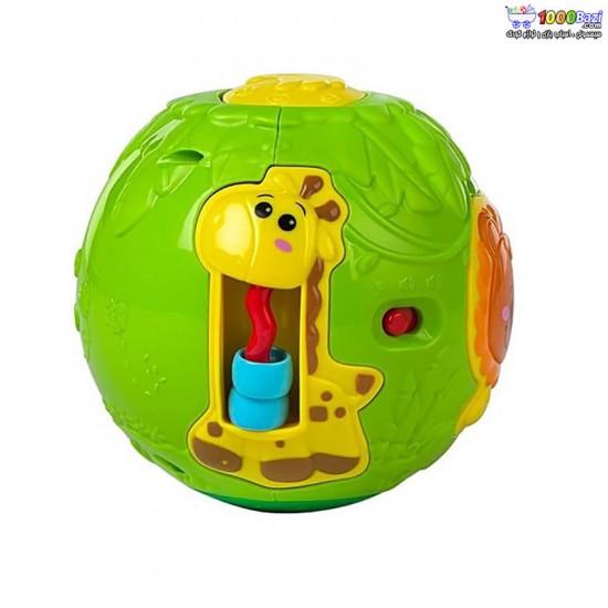 اسباب بازی توپ جنگل موزیکال Winfun